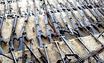 Незаконное хранение оружия: статья, наказание, ответственность