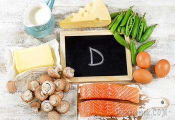 Симптомы и признаки дефицита витамина Д в организме