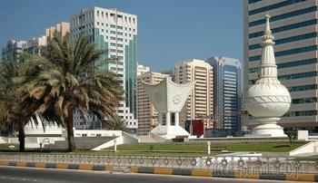 Дубай - современная сказка Шахерезады 18. Прогулка по Абу-Даби