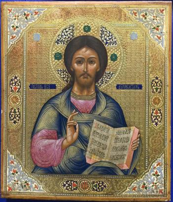 Икона Спасителя Чудотворные иконы - Православная икона - икона Спасителя