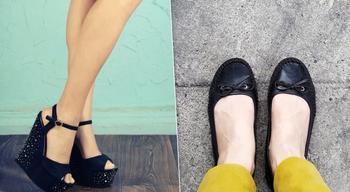 Обувь, которая портит имидж