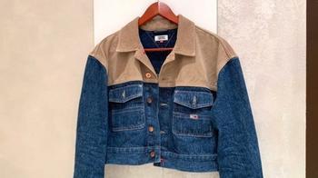Что сделать из старой джинсовой куртки