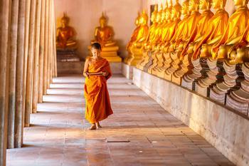 «Диета Будды», или 6 правил древнейшего метода похудения с ноября по февраль