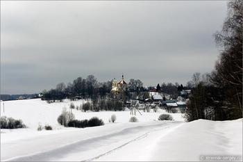 Шесть церквей и одна часовня на пути из Владимирской области в Московскую