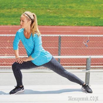 Как быстро сесть на продольный шпагат? — Эффективные упражнения на растяжку