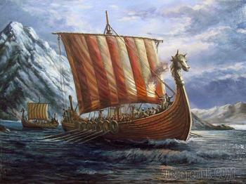 Корабли-драконы: что известно о драккарах викингов
