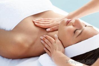 Техника массажа для увеличения бюста