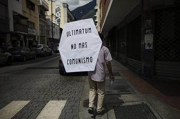 «Не как в Венесуэле». Почему протесты в Каракасе обнажили страхи российской власти