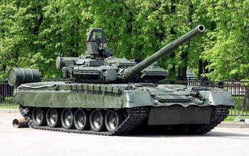 Новый проект модернизации танков Т-80БВ