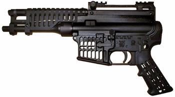 Самозарядный пистолет Olympic Arms OA-98, курс на облегчение
