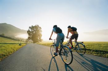 Что означает кататься на велосипеде во сне?