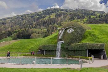 Музей Сваровски в Австрии: чудесный мир волшебных кристаллов