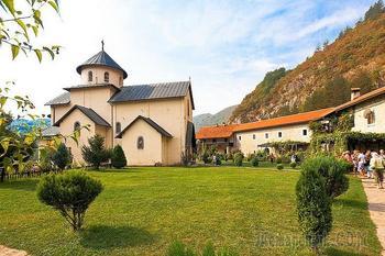 Самые красивые места и главные достопримечательности Черногории