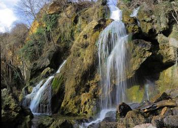 Крым. К водопаду Су-Учхан