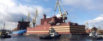Росгвардия возьмет под охрану первую в мире плавучую АЭС