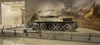 Коллекция китайской бронетехники в Военном музее китайской революции