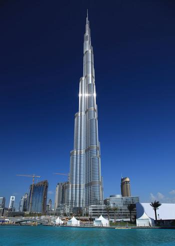 Самый большой в мире небоскреб: кто может составить ему достойную компанию?