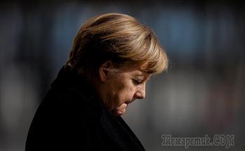 «Здорова ли канцлер, чтобы продолжать?» — западные СМИ о дрожи Меркель