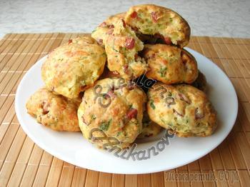 Очень быстрые булочки «завтрак мужу на работу»