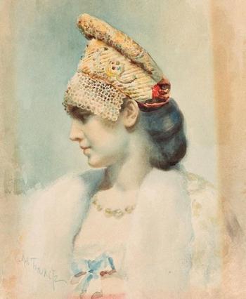 Он сводил с ума Париж...Художник Леон Бакст/Лев Розенберг (1866-1924)