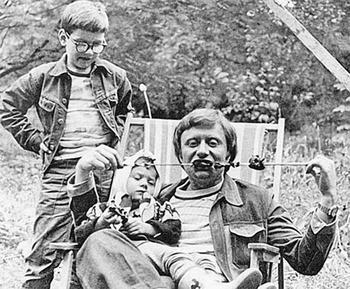 Знаменитости в кругу семьи