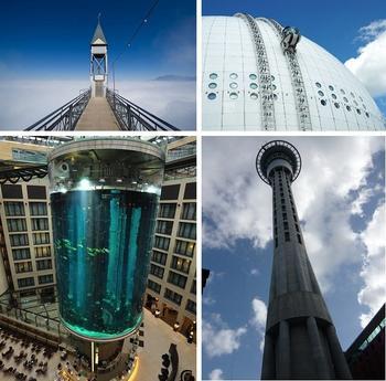 Потрясающие лифты