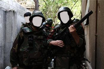 ВСК-94: Российское оружие для сирийских снайперов