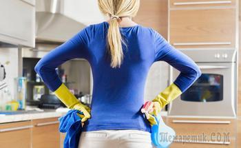 Генеральная уборка: как быстро сделать чистыми микроволновку, чайник, плиту