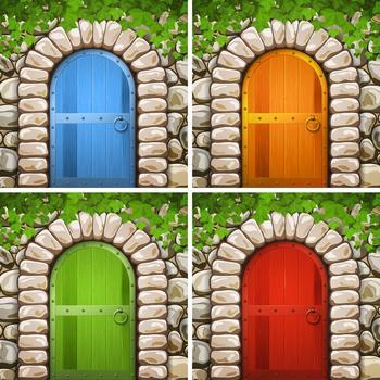 Тест: Выберите одну из дверей — и мы расскажем, что скрывает ваше подсознание