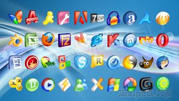 Как убрать значки с Рабочего стола Windows — 3 способа