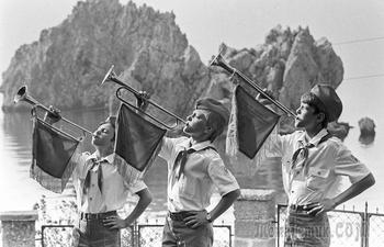 Пионерские лагеряв СССР