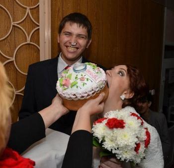 Безумные конкурсы и другие ужасы беспощадной русской свадьбы