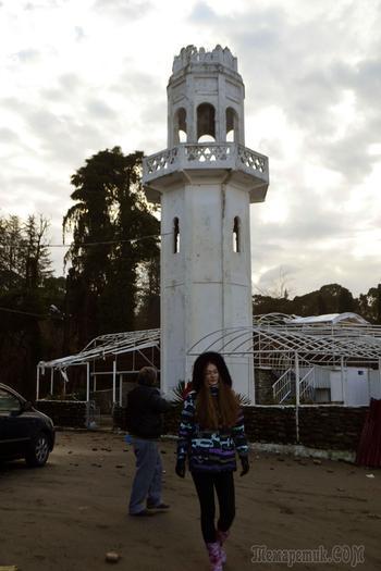 Новый 2017-й год в Абхазии. Поездка на Восток