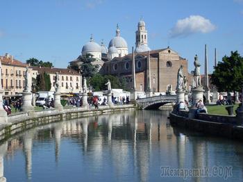 Италия – копилка, полная мировых шедевров. Часть 5. Свидание с областью Венето