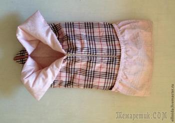 Шьем одеяло-трансформер для новорожденного
