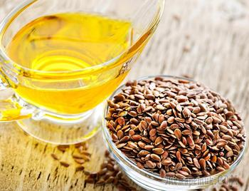 Семена льна – эффективное лечение при гастрите
