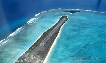 13 невероятно страшных аэропортов мира. Для тех, кто пока еще не боится летать
