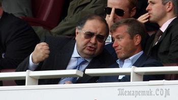 Усманов забирает «Арсенал»