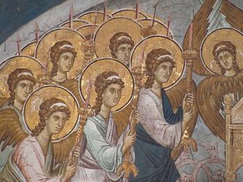 Замещая падших ангелов