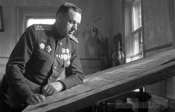 Две линии счастья генерала Рокоссовского