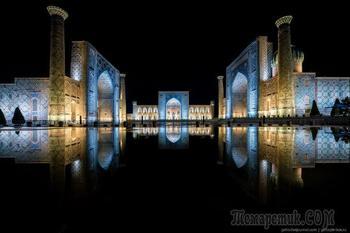 Самарканд — древнейший город мира