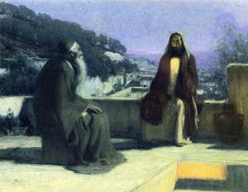 О святых фарисеях