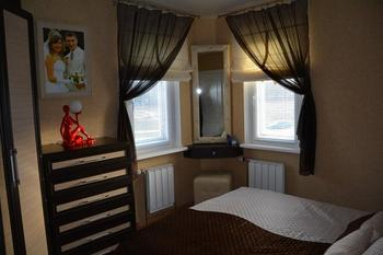 Спальня: крохотная и сердечная