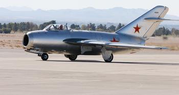 Мат пилота МиГ-15 – это тактический прием в бою с «Сейбром»