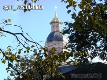 Монастыри и храмы.... Александро-Невская лавра.
