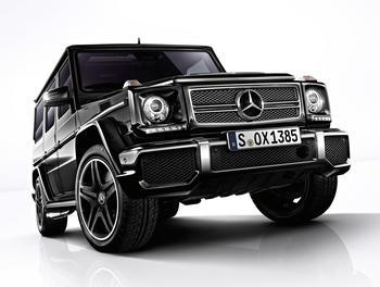 Mercedes-Benz G — описание, история, характеристики