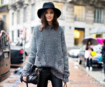 Вязаная мода зима 2018: пальто, свитера, кардиганы и другие вязаные изделия