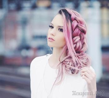19 стильных укладок и причёсок для длинных волос