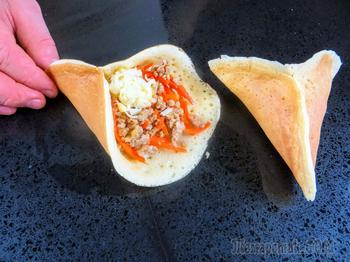 Вы, скорее всего, не знаете этот рецепт! Арабские блинчики с сытной начинкой / Рецепты Другой Кухни