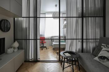 Оформление двухкомнатной квартиры за 3 месяца